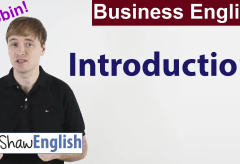 Business English Introduction
