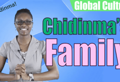 Chidinma's Family in Nigeria