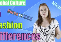 5 Fashion Differences: Korea vs USA