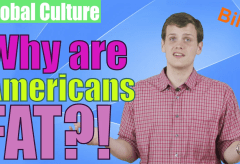 Why Are Americans Fat?