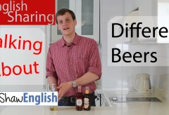 Talking About Different Beers