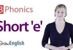 Short 'e' Vowel Sound