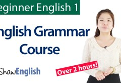 English Grammar Course For Beginners 2 HOURS!!!!