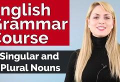 English Grammar Course   Singular and Plural Nouns #2
