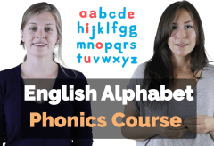 Alphabet ABC | Learn and Practice Phonic Sounds | English Pronunciation Course