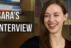 English Teacher Interview   Sara V.