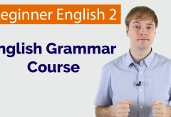 Basic English | Grammar Course For Beginners | 38 Lessons