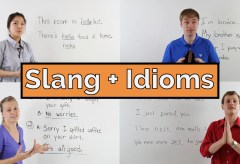 Learn English Slang and Idioms   Vocabulary and Phrases   30 lessons