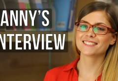 English Teacher Interview | Fanny