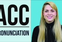 Words Beginning with ACC   Learn English Pronunciation