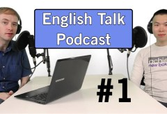 Learning English Without Grammar | Hyungwoo | English Talk PODCAST #1