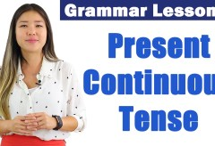 Learn Present Continuous Tense | English grammar Course
