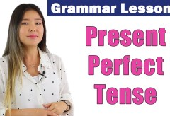 Learn Present Perfect Tense | English Grammar Course