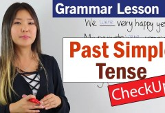 Practice Past Simple Tense | English Grammar Course