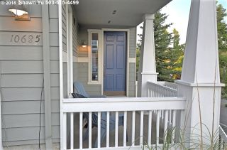 10685 SW Celeste Ln Portland OR 97225 Front entrance and covered porch by Shawn Yu