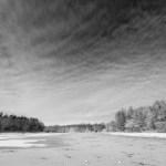 Bodarc Lake, James A. Reed Wildlife Area