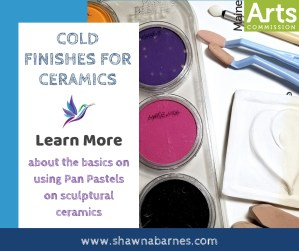 Ceramic Cold Finish - Pan Pastel