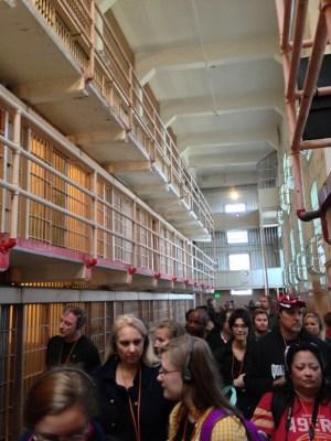 Alcatraz Cell Block