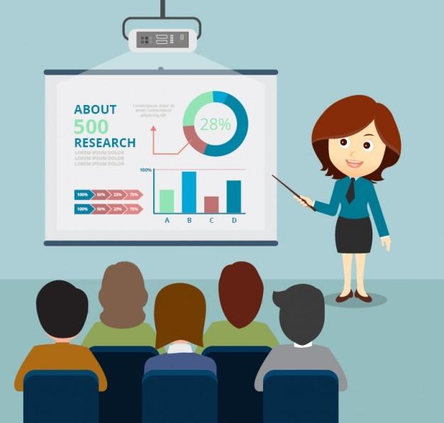 Slide Secrets:  How to Create Attention Grabbing Slide Presentations