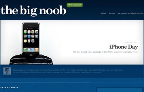 The Big Noob