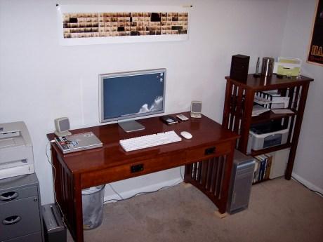 Shawn Blanc Desk