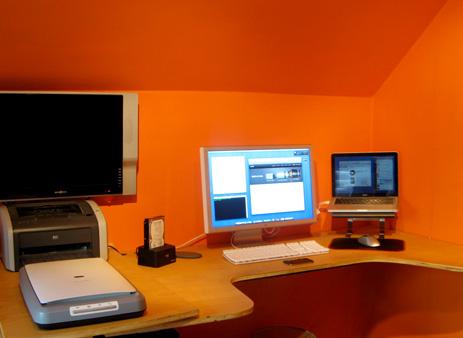 Toby Leftly's Setup