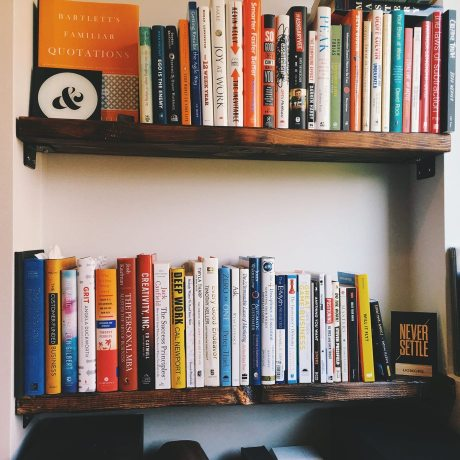 Books on my Shelf