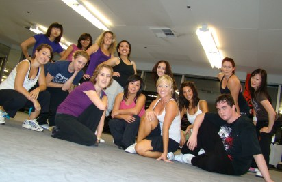 Dance classes in Toronto