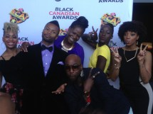 Black Canadian Awards nominee Shawn Byfield