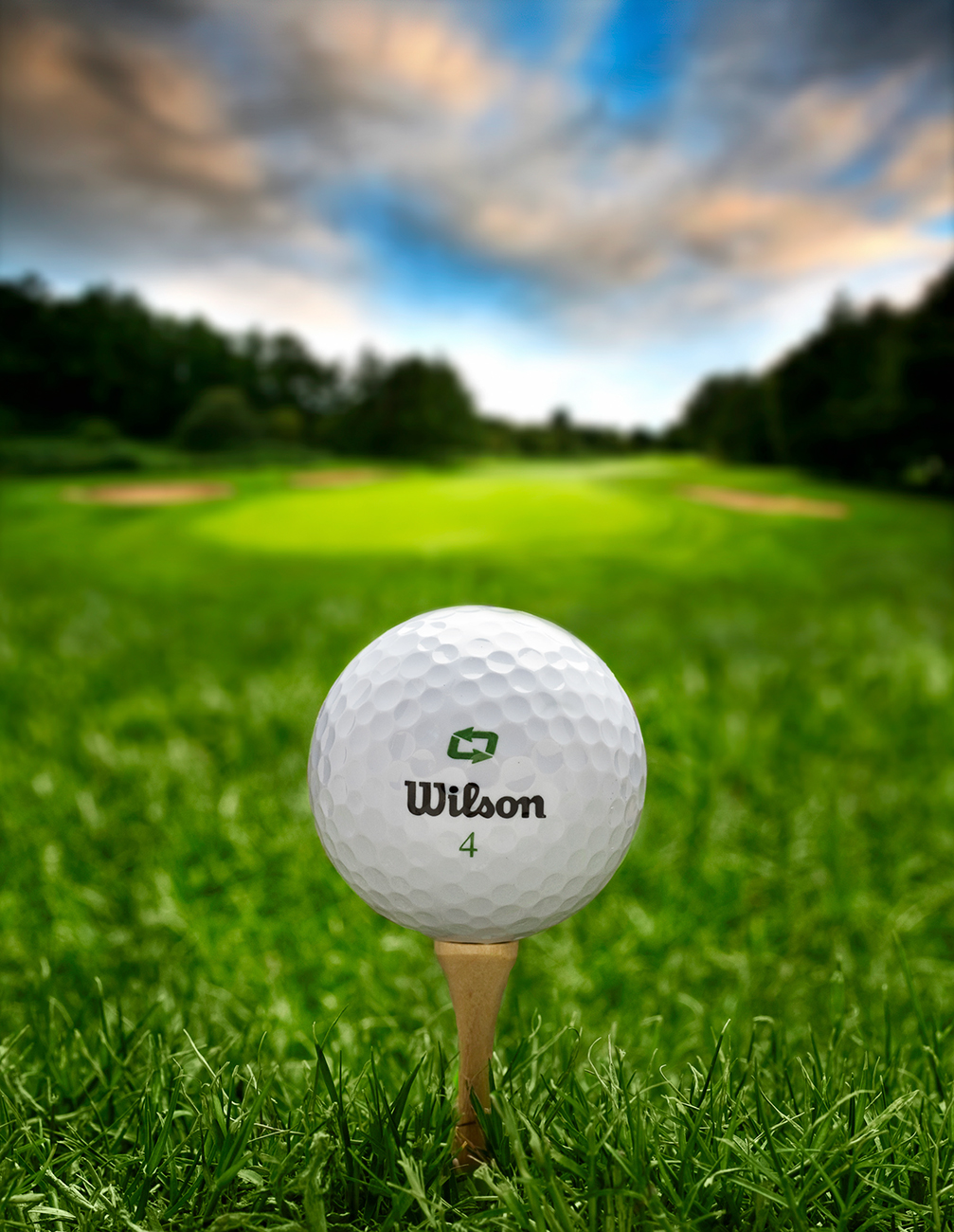 FORE! © Shawn Collie Photography