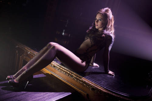 Two pervs at the movies review Burlesque