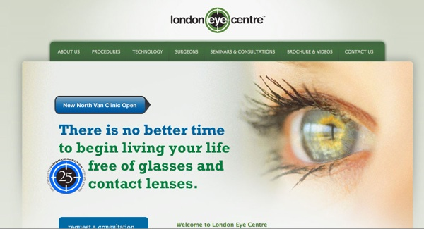 Laser eye surgery pt 3 - London Eye Centre