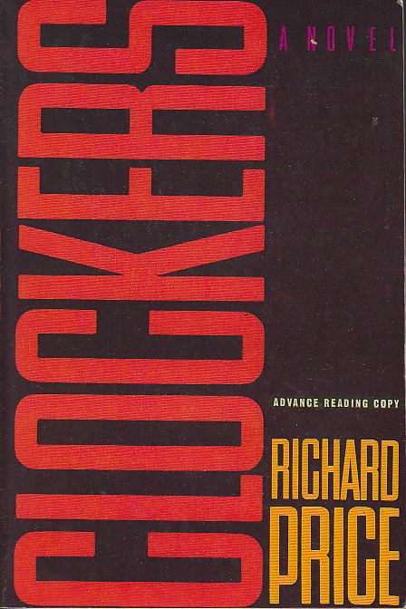 Clockers by Richard Price book cover