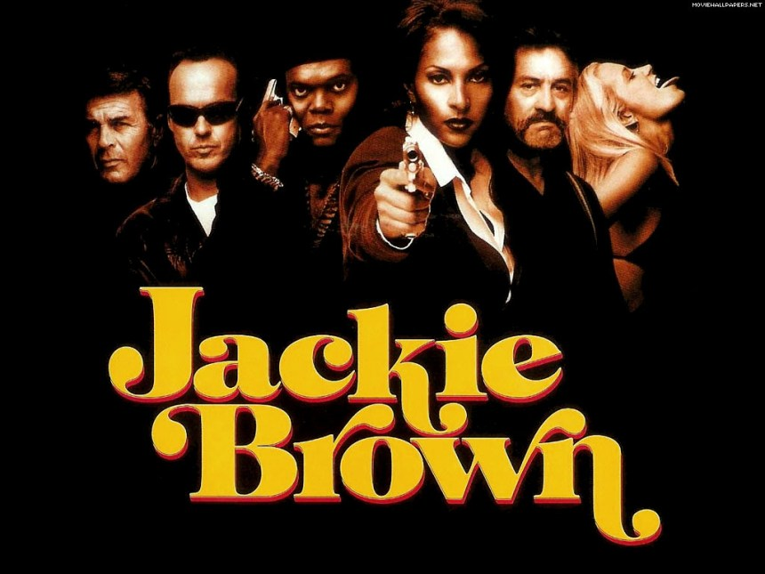 Elmore Leonard movies Jackie Brown