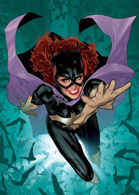 Batgirl A Celebration of 50 Years graphic novel review