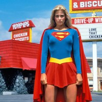 The 1984 Supergirl movie is bonkers. Seriously.