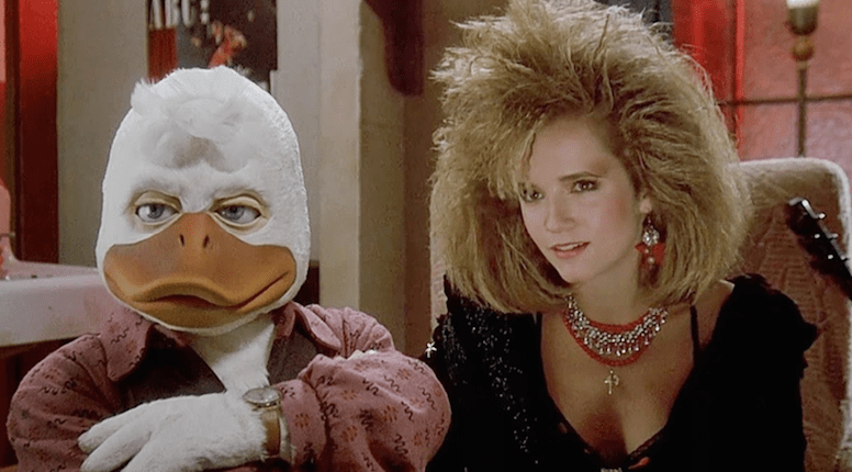 Howard the Duck 1986 movie