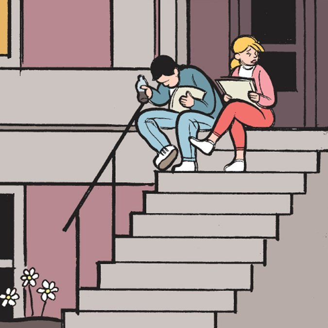 Building Stories is alt-comics cartoonist Chris Ware's mainstream break-through