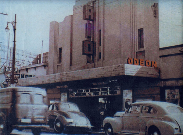 Rio Theatre Vancouver history and timeline