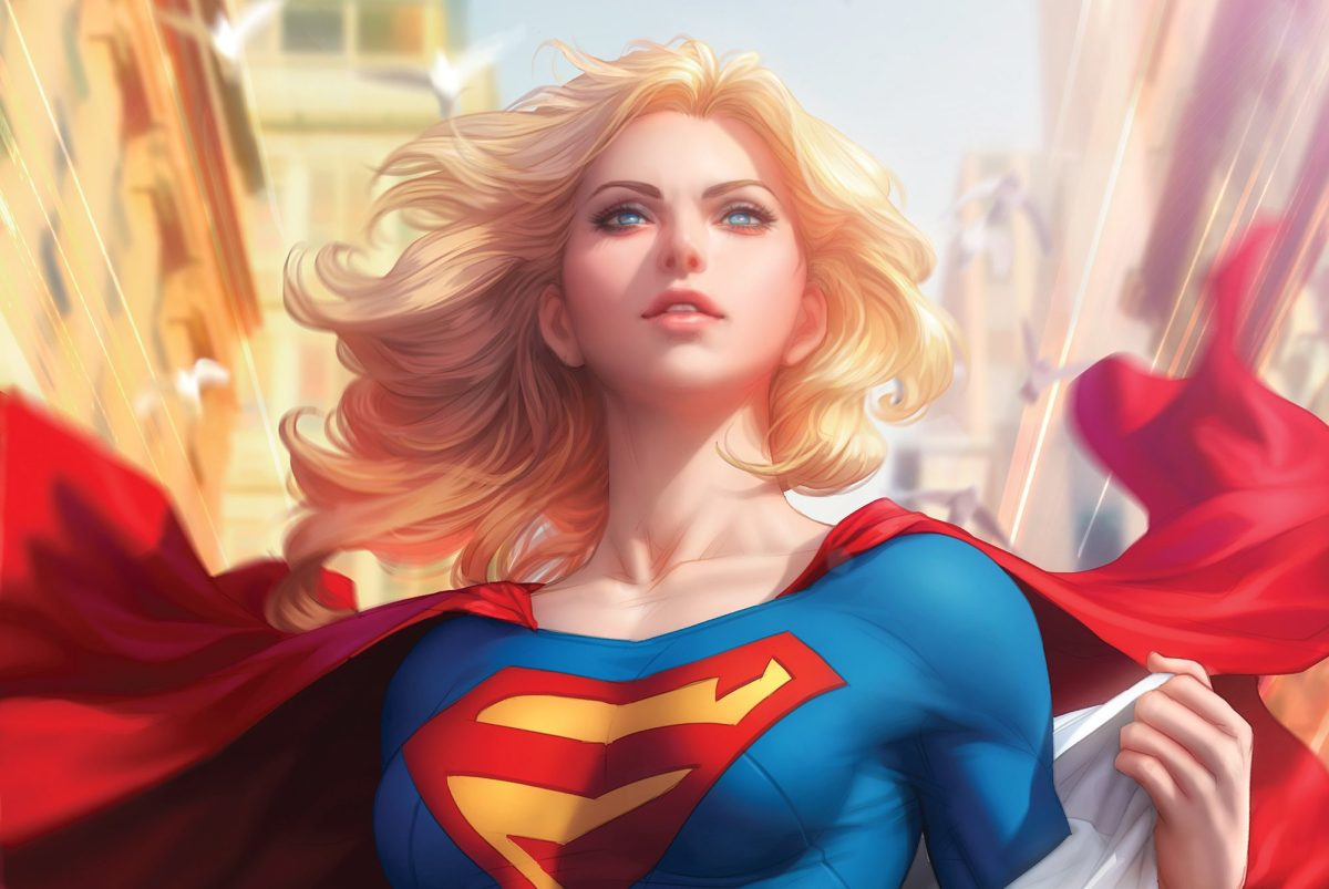 Invulnerable Supergirl is appealingly vulnerable in this 2018 collection