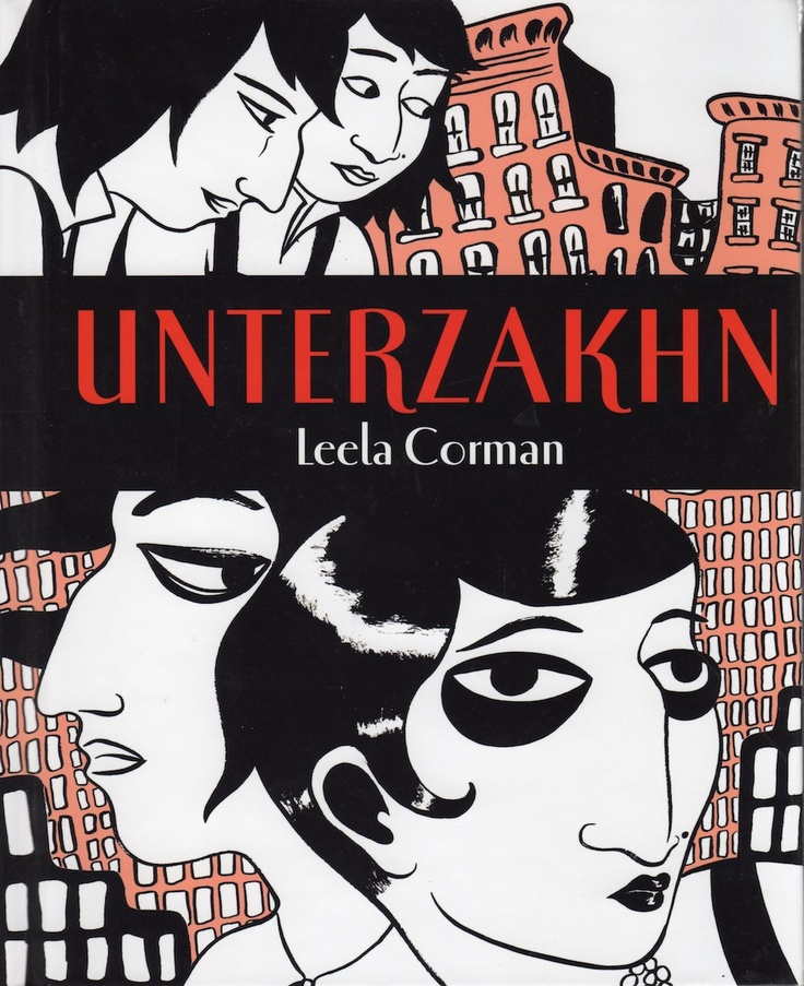 Graphic novel review—Unterzakhn by Leela Corman