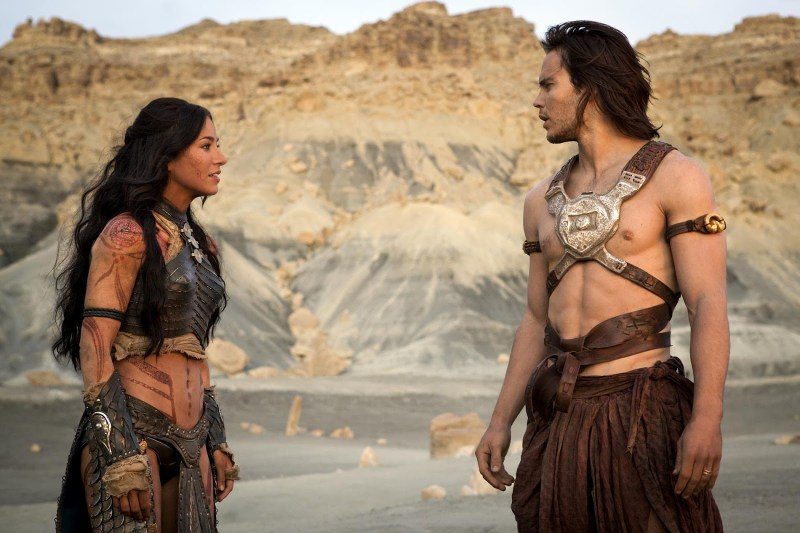 John Carter 2012 movie review