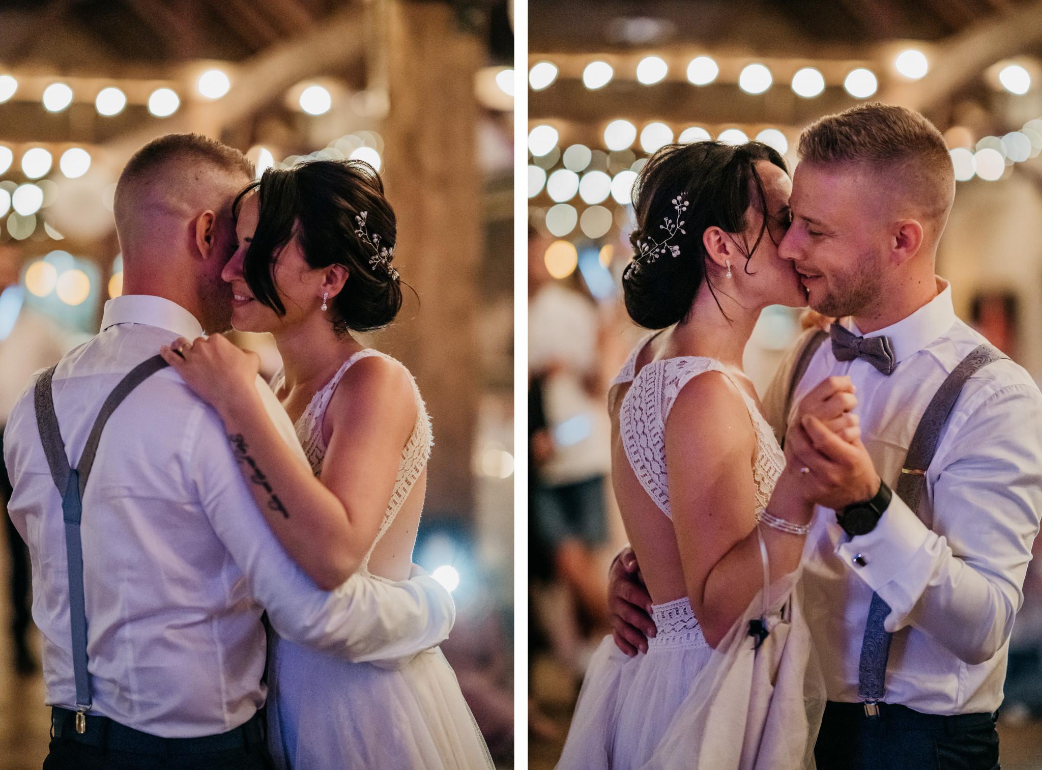 Brautpaartanz Hochzeit