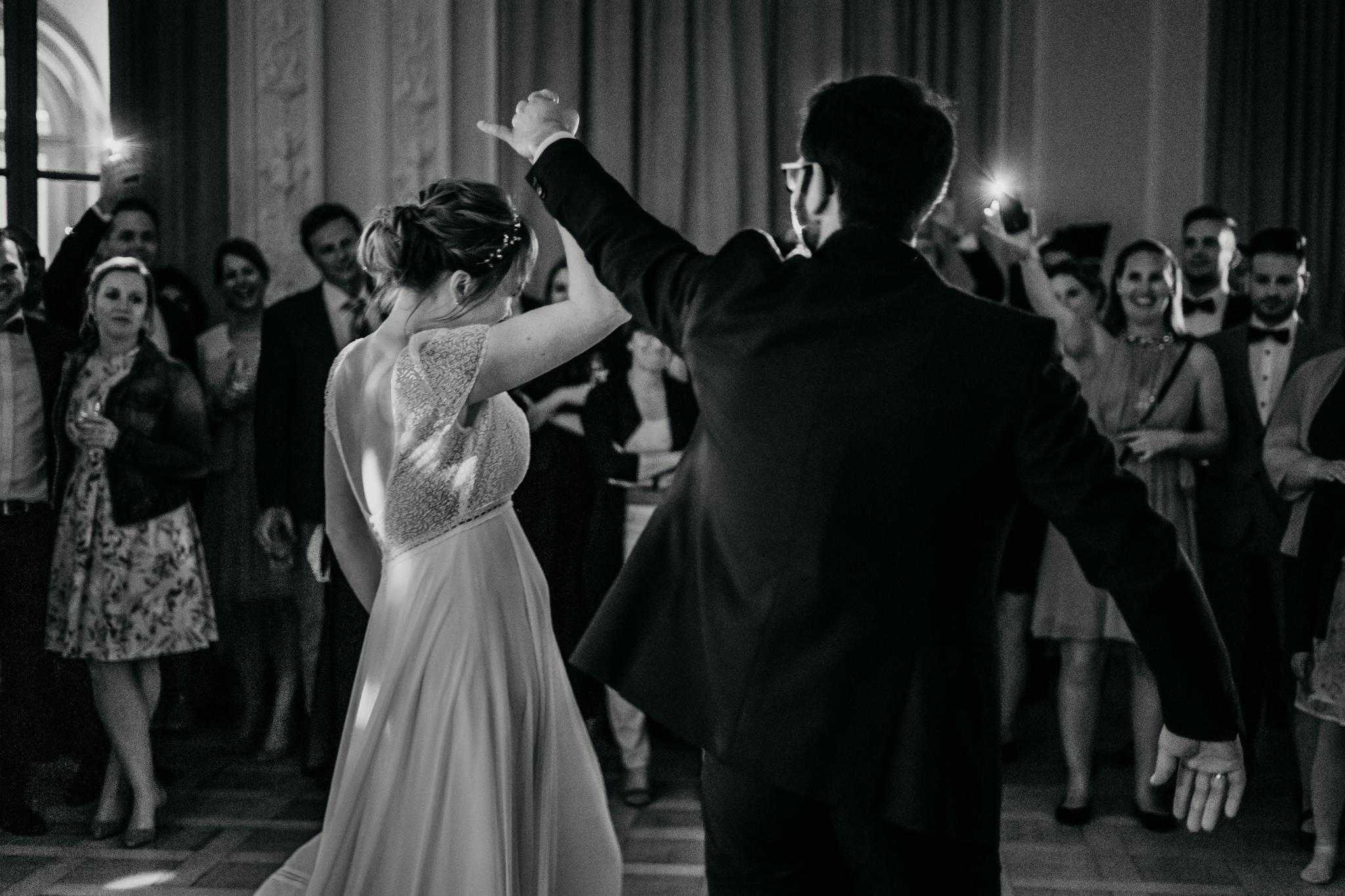 Hochzeit auf Schloss Heiligenberg Party