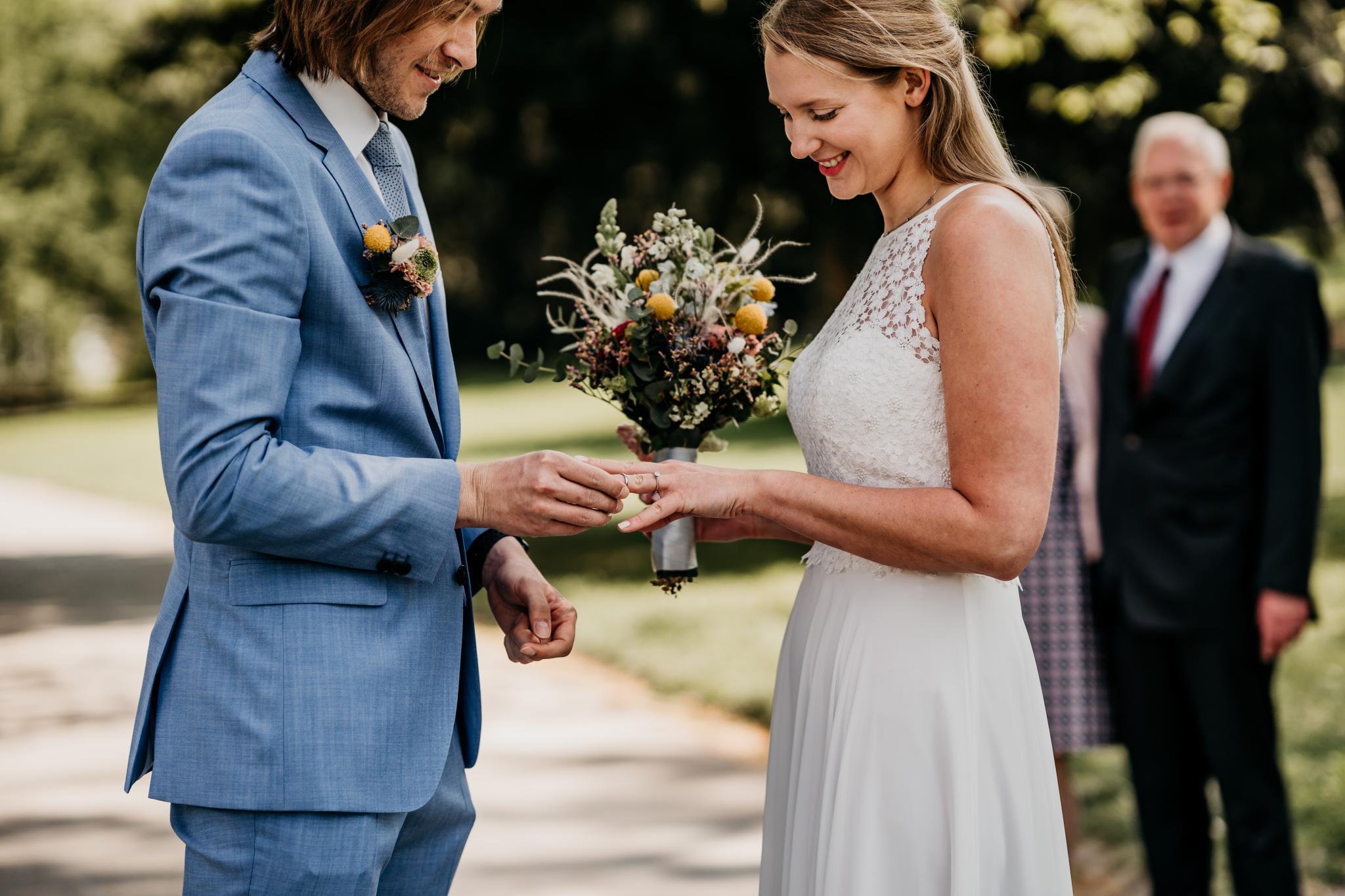 Hochzeit trotz Corona