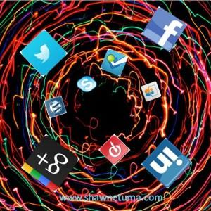 Social Media Swirl