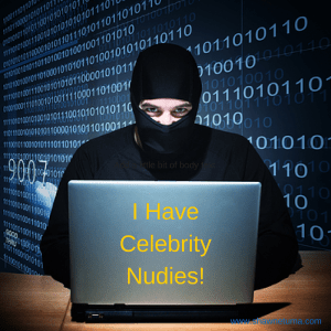 Celebrity Nudies - HACKED!