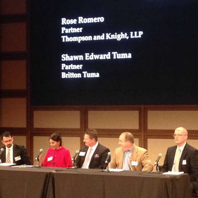The Legal Panel