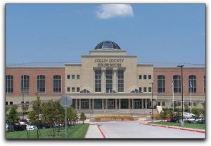 Collin County, Texas Courthouse
