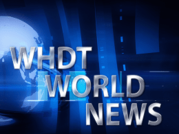 WHDT World News